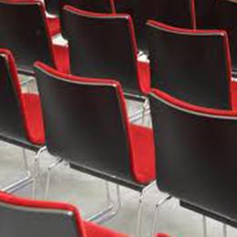 Gestoffeerde stoelen - draadframe