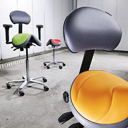 Zit-sta stoelen